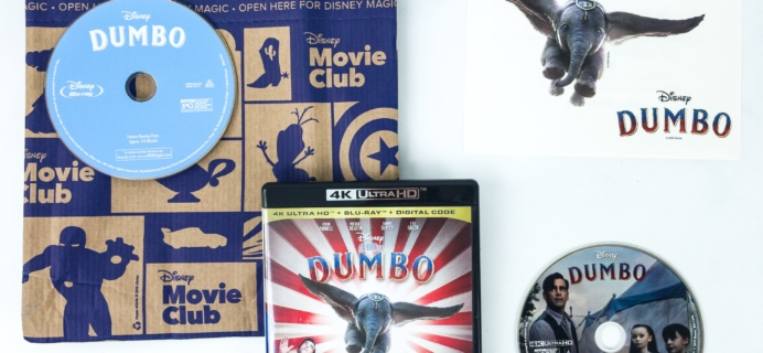 Disney Movie Club June 2019 Review + Coupon!
