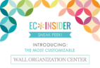 Erin Condren Wall Organization Center Collection Available Now + Coupon!