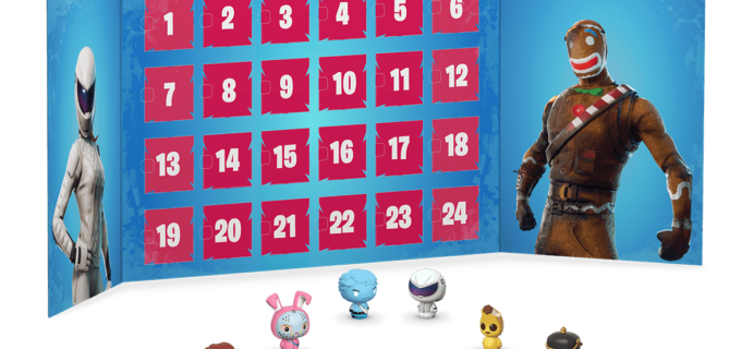 Funko 2019 Fortnite Advent Calendar Coming Soon!