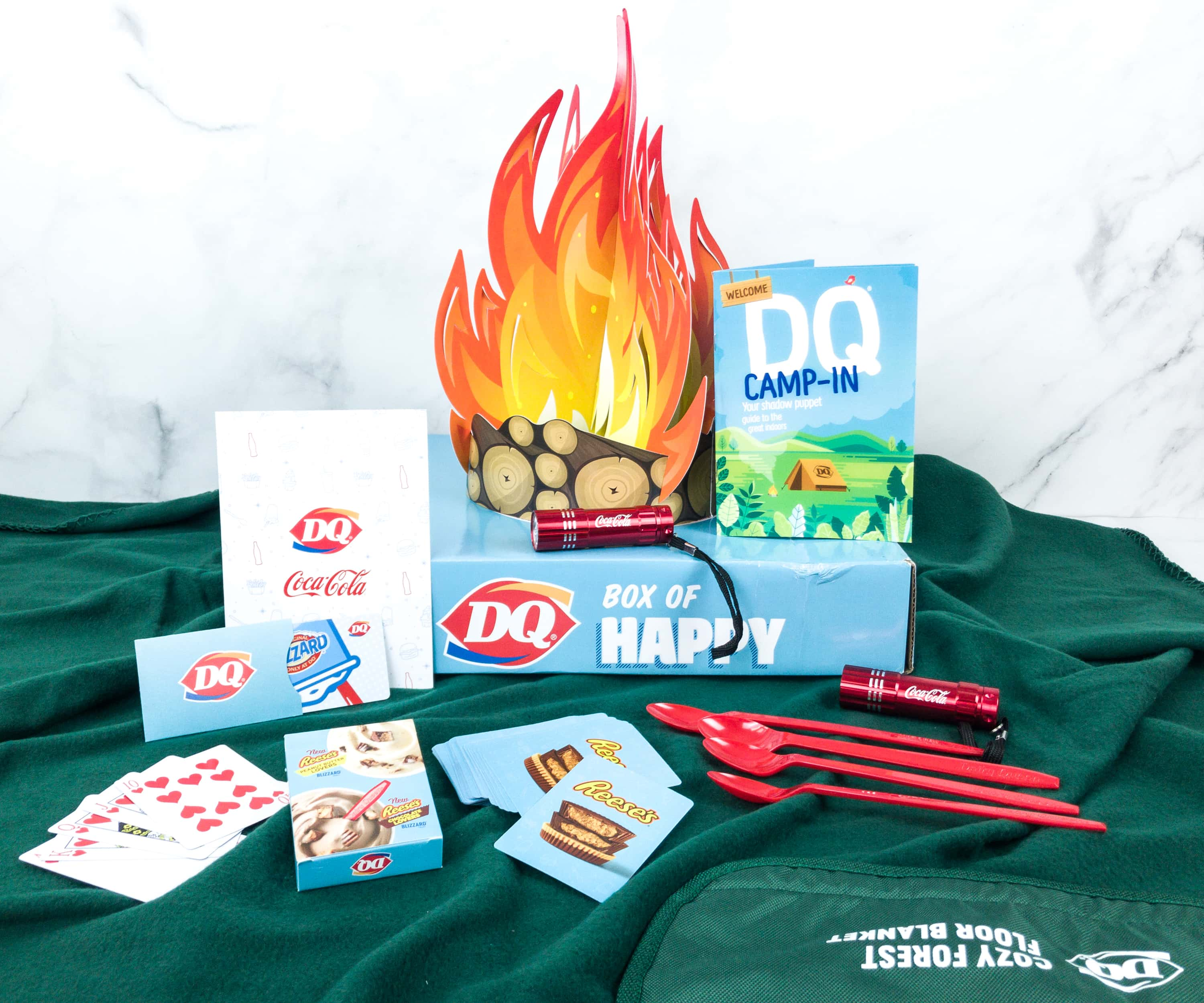 DQ Box of Happy June 2019 Subscription Box Review