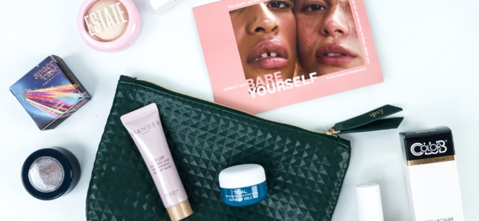Ipsy August 2019 Review