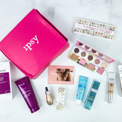Ipsy Glambag Plus August 2019 Review