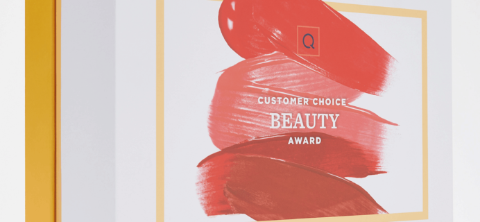 QVC Beauty Customer Choice 2019 Nominees 7-Piece Sample Collection Available Now!