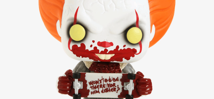New Hot Topic Funko IT Collectors Box Coming Soon!