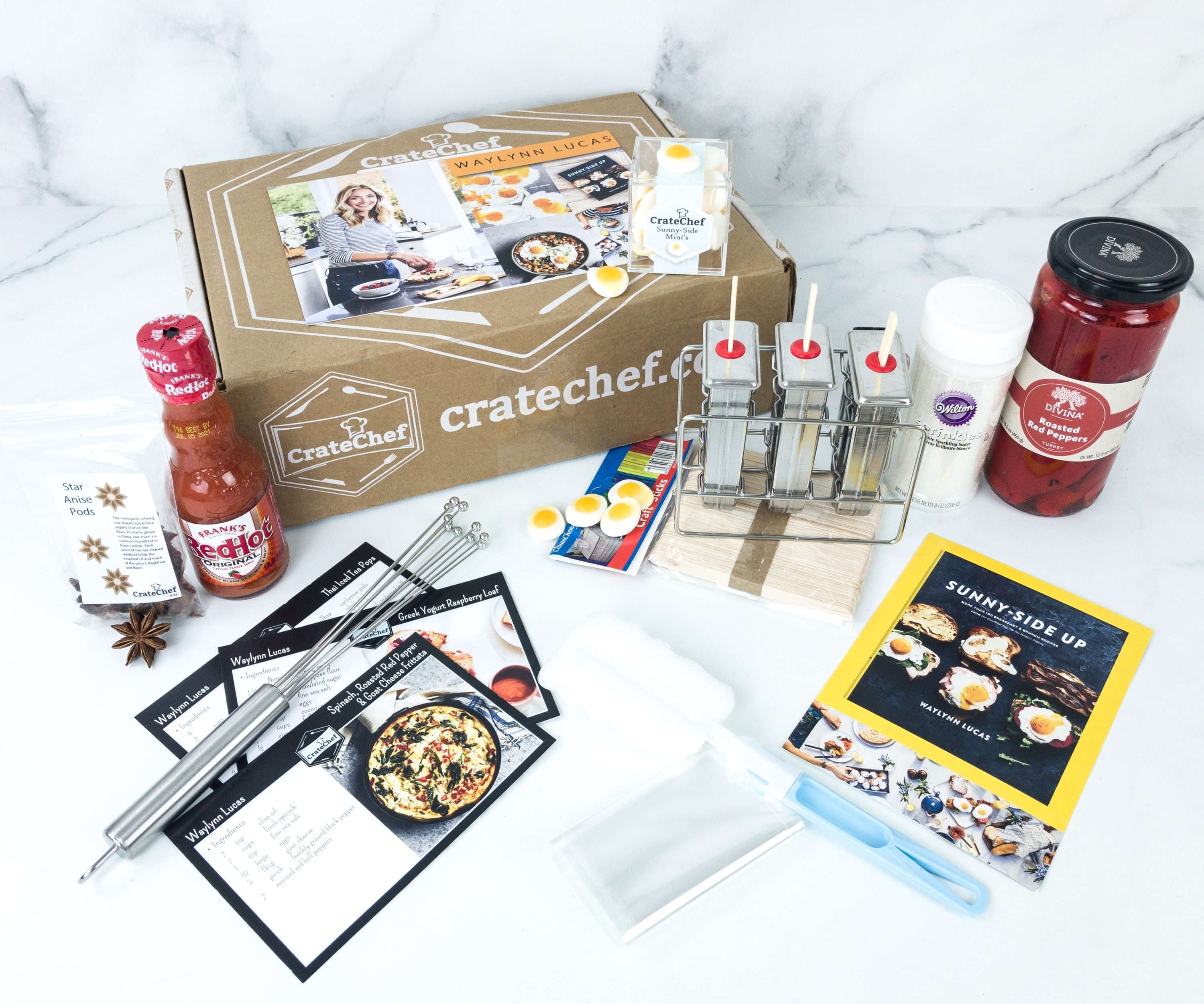 Crate Chef August-September 2019 Subscription Box Review + Coupon!