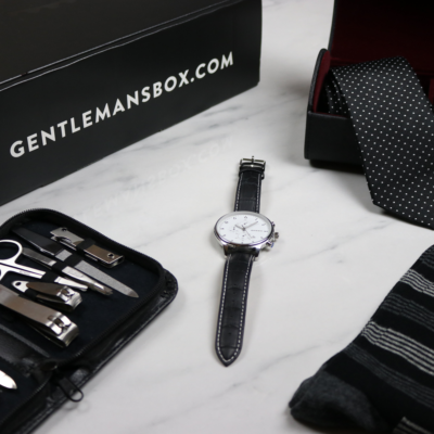 Gentleman's Box Premium Sale: FREE Winter 2018 Box With Your First Box!
