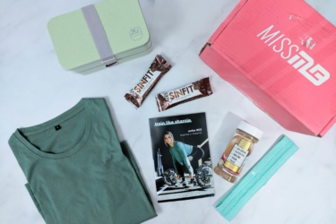 Miss MuscleBox Subscription Box Review – August 2019