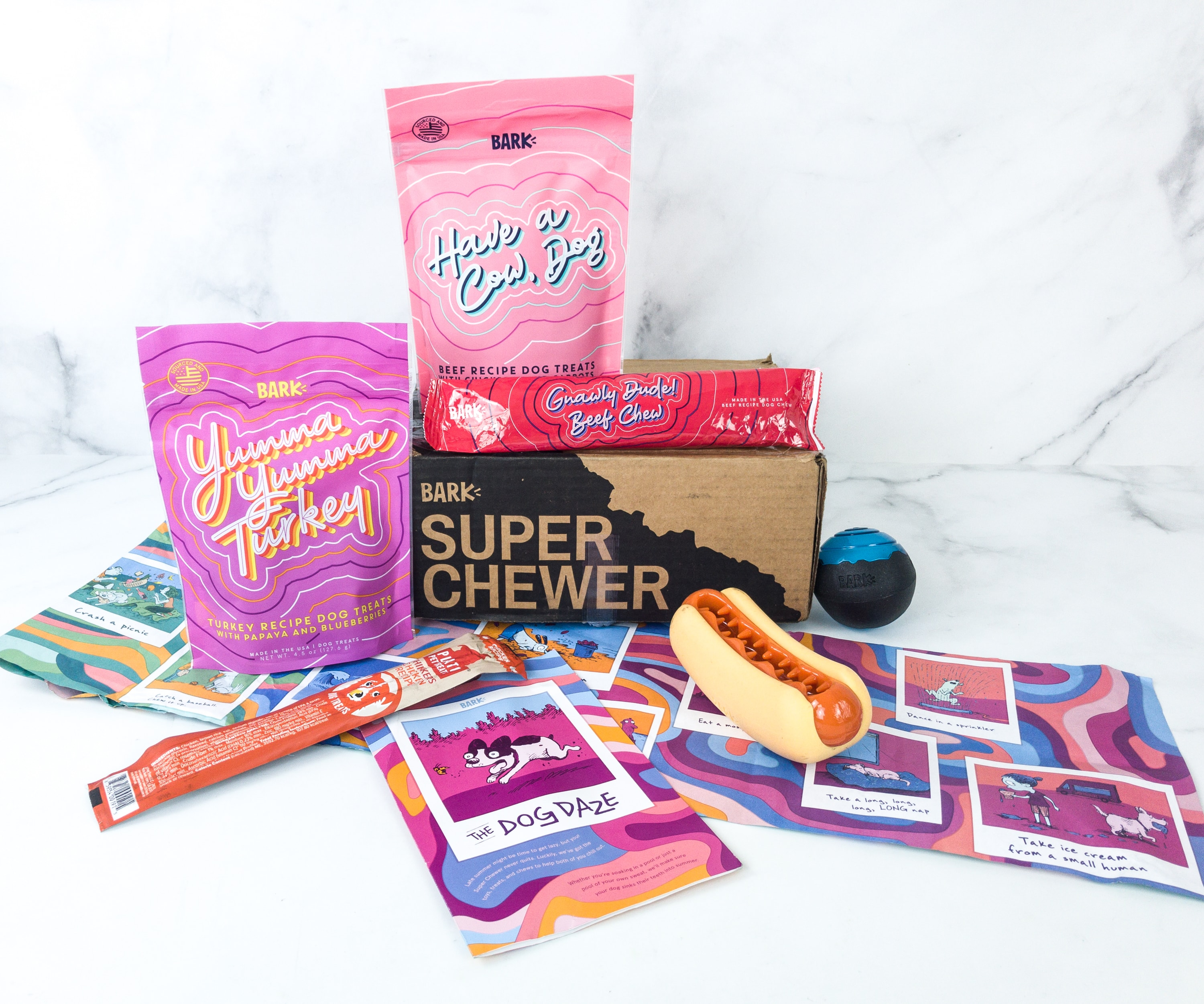 Super Chewer August 2019 Subscription Box Review + Coupon!