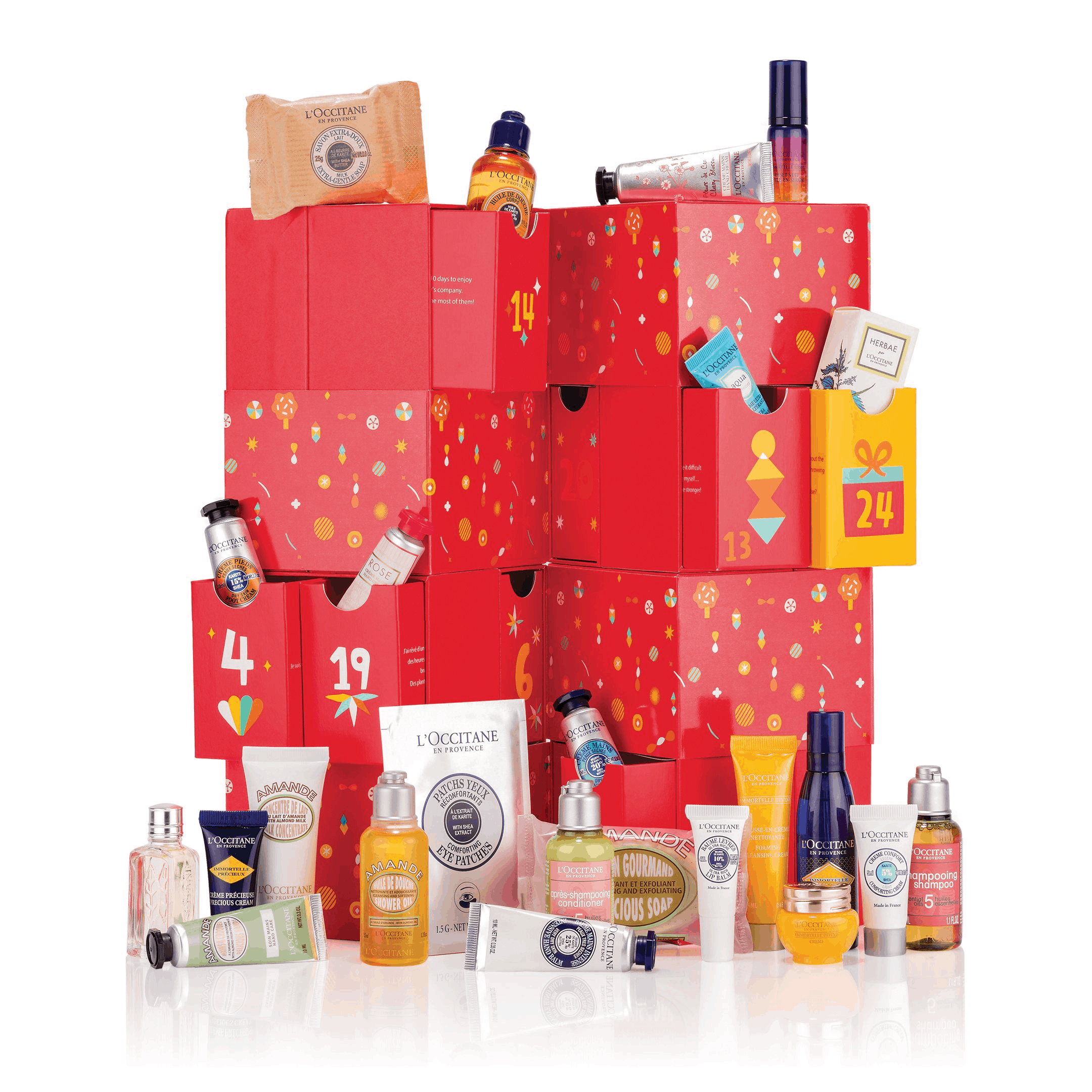 L'Occitane 2019 Classic Beauty Advent Calendar Coming Soon + Full Spoilers!