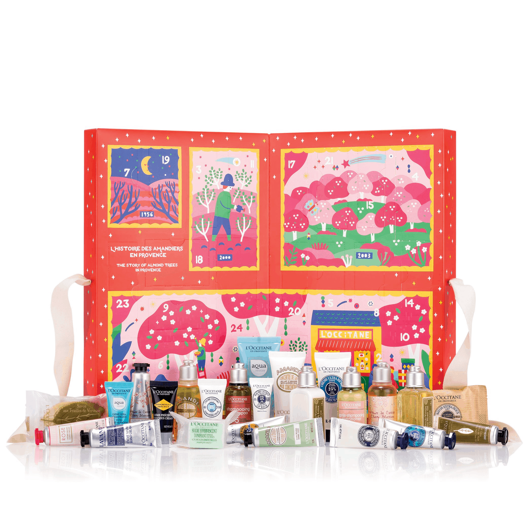 L'Occitane 2019 Signature Beauty Advent Calendar Available Now + Full Spoilers!