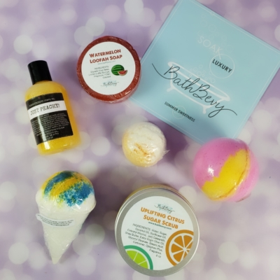 Bath Bevy July 2019 Subscription Box Review + Coupon