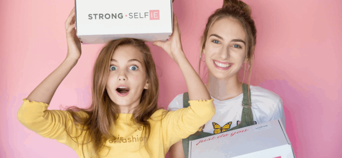 STRONG self(ie) Box Spring 2020 Full Spoilers + Coupon!