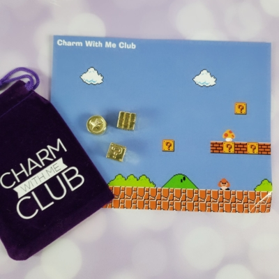 Charm With Me Club July 2019 Subscription Box Review + Coupon