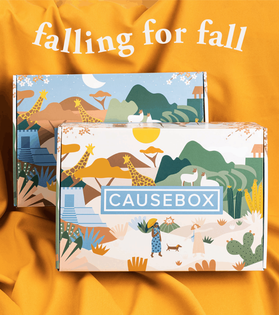 CAUSEBOX Flash Sale: 30% Off!