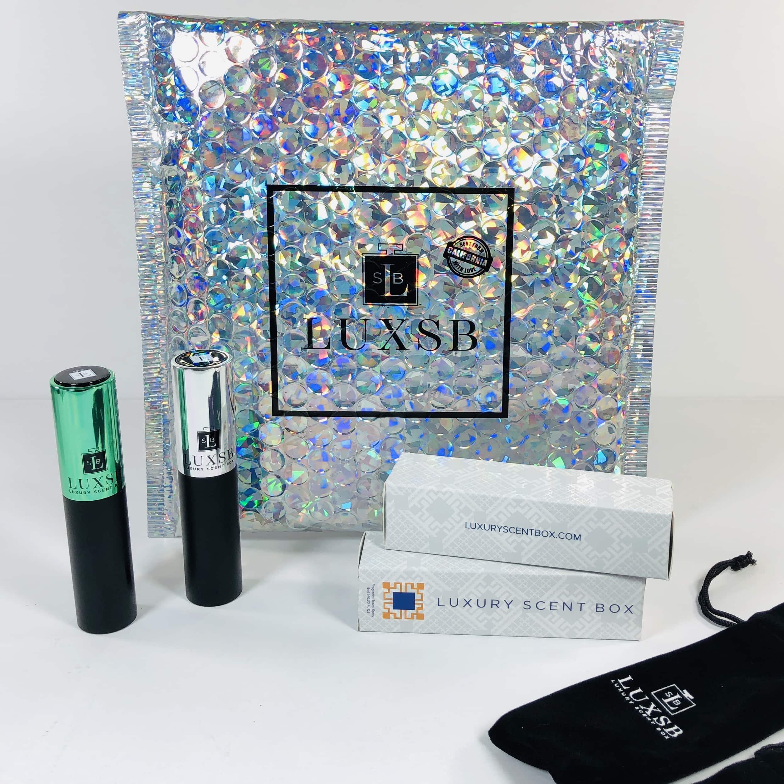 Luxury Scent Box Subscription Box Review + Coupon – August 2019