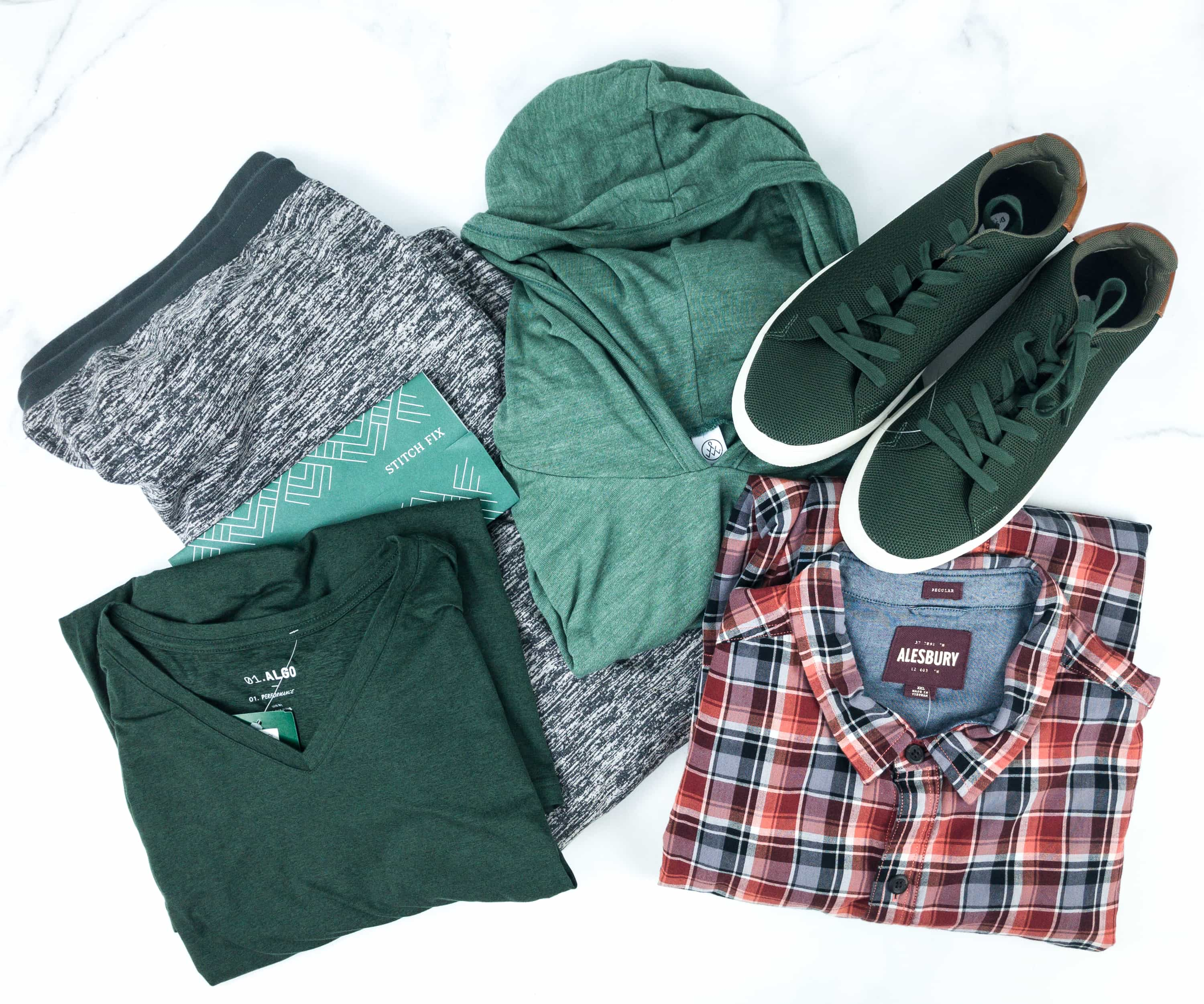 Stitch Fix Men September 2019 Review