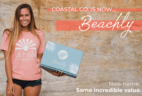 Coastal Co. Is Now Beachly + Coupon!