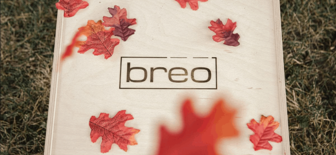 Breo Box Fall 2019 FULL Spoilers + Coupon!