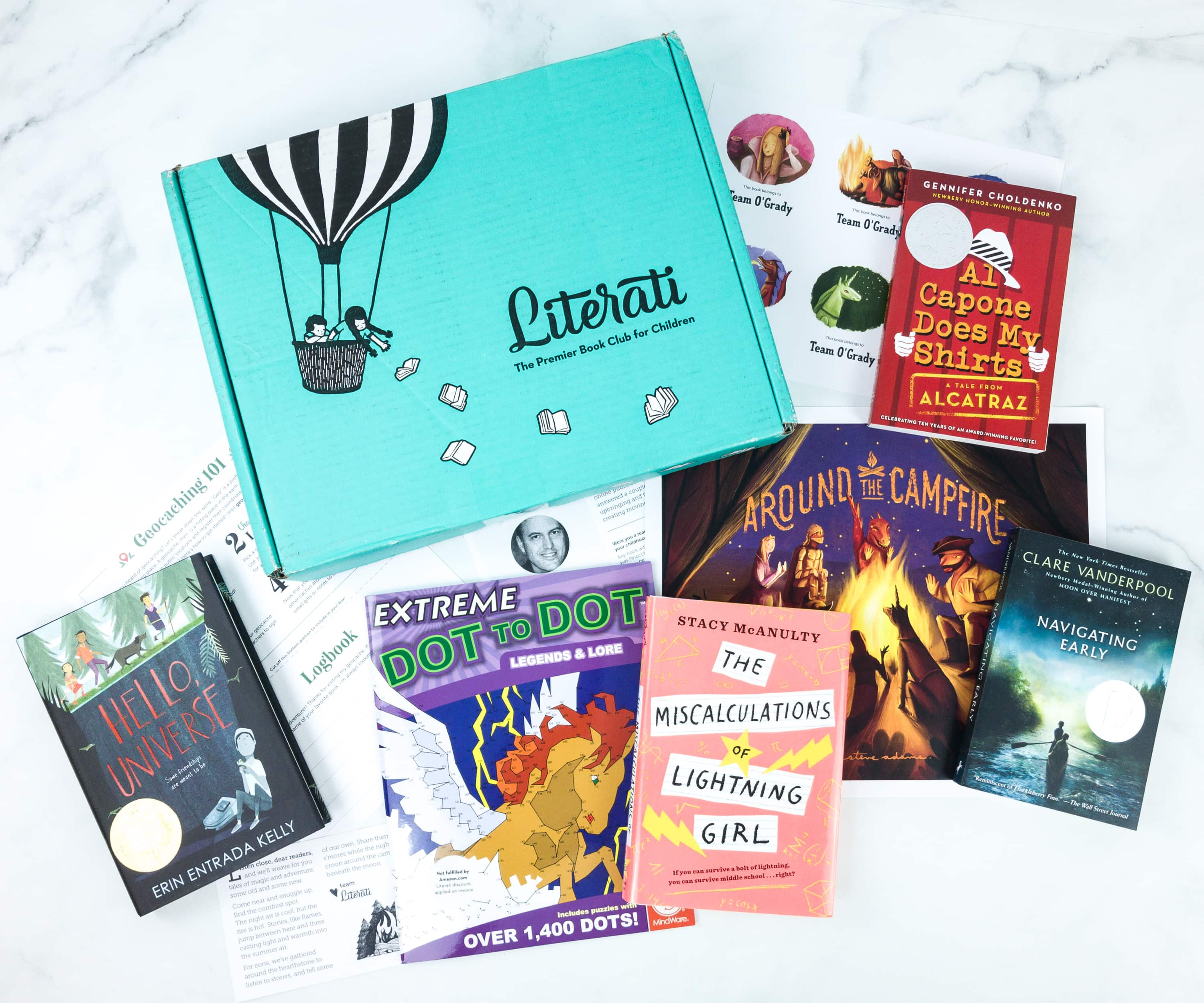 Literati Club Phoenix Box Review + Coupon – August 2019