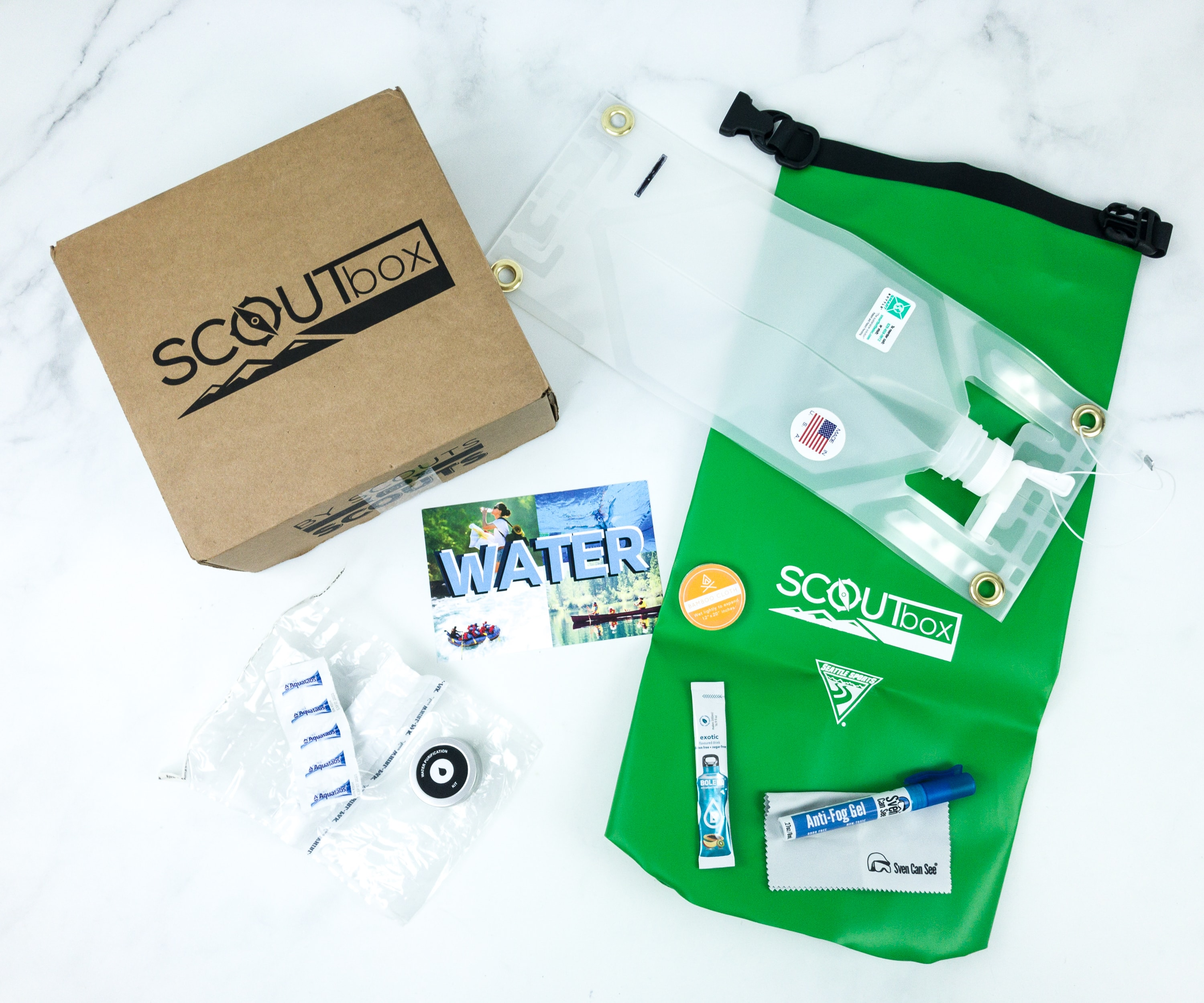 SCOUTbox August 2019 Subscription Box Review + Coupon
