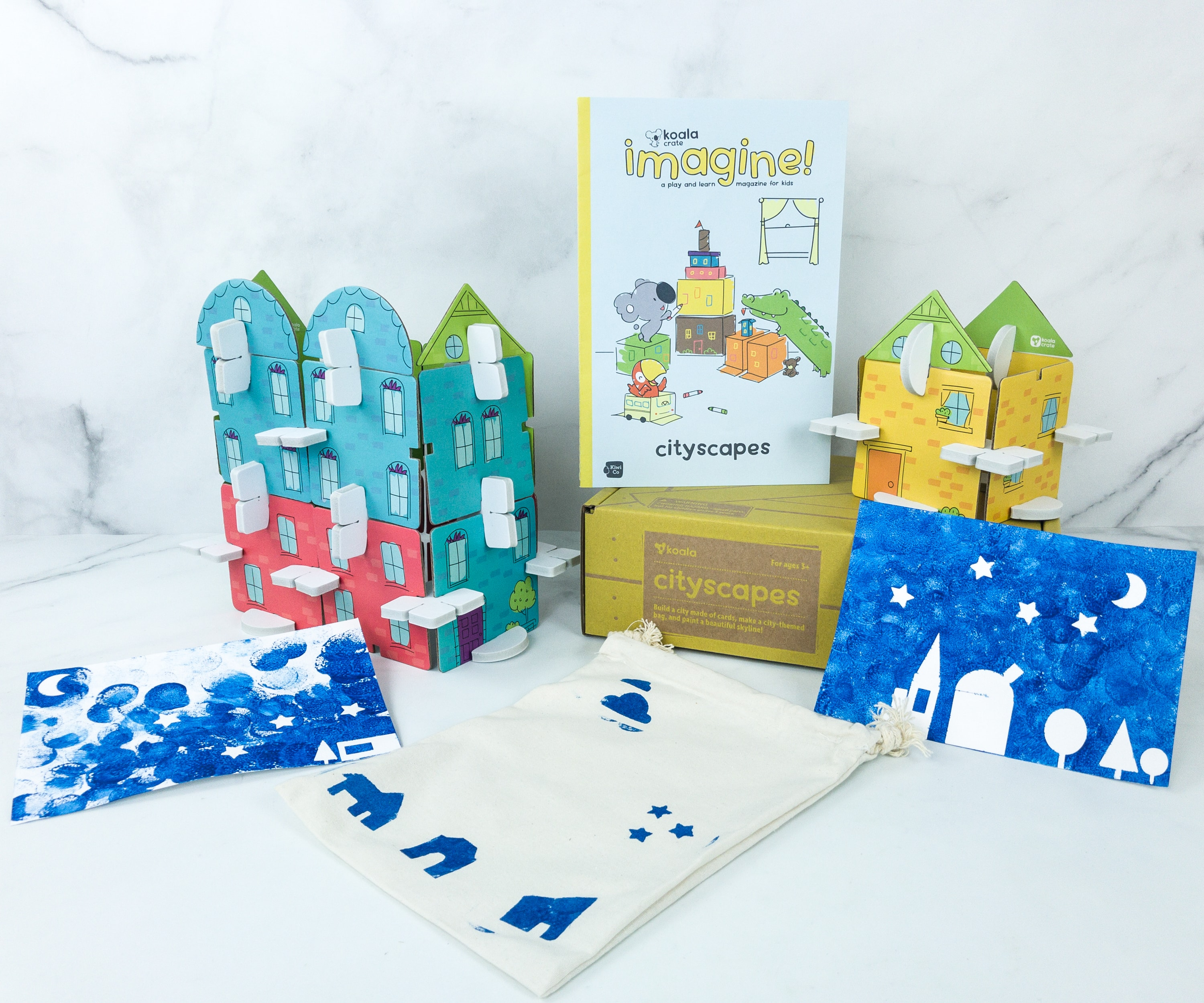 KiwiCo Koala Crate CITYSCAPES Subscription Box Review & Coupon