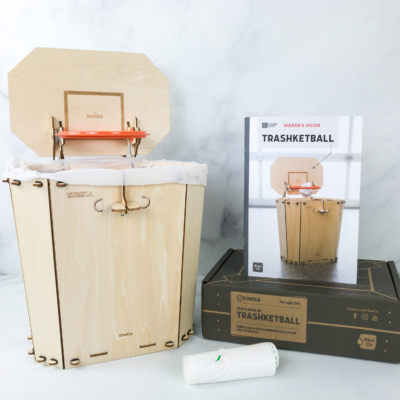 Eureka Crate Review + Coupon – TRASHKETBALL
