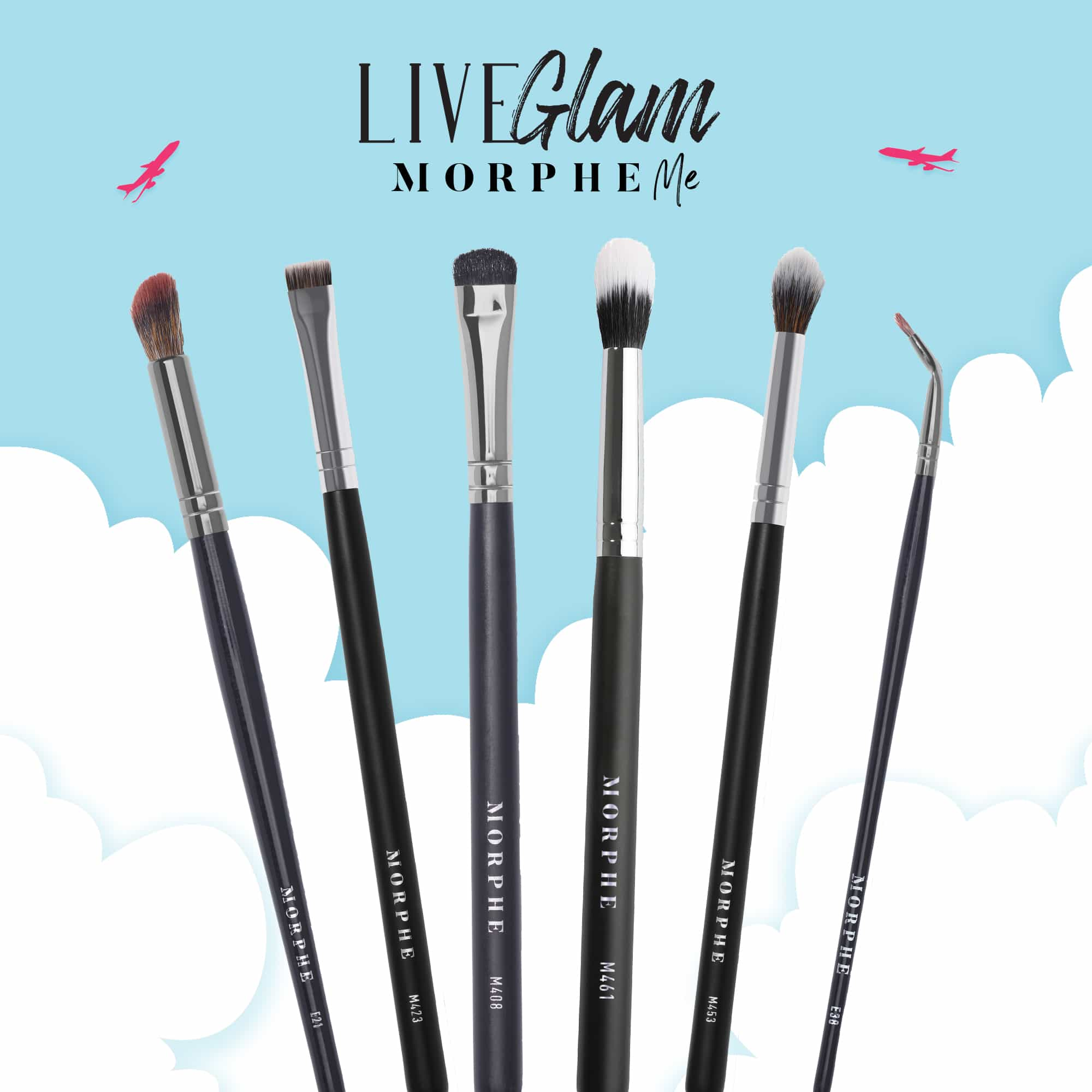 MorpheMe September 2019 Brush Club Full Spoilers + Coupon!