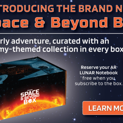 Astronomy Magazine Space & Beyond Box Available Now!
