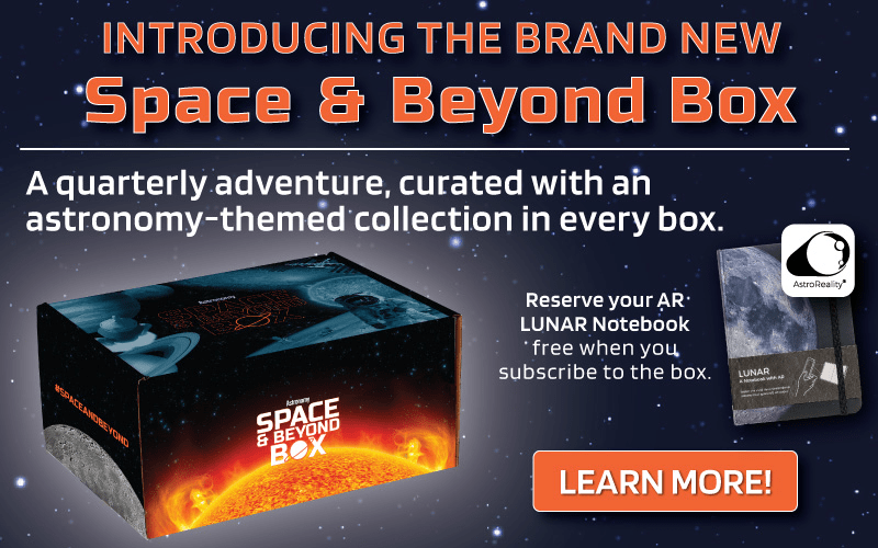 Astronomy Magazine Space & Beyond Box Coming Soon!