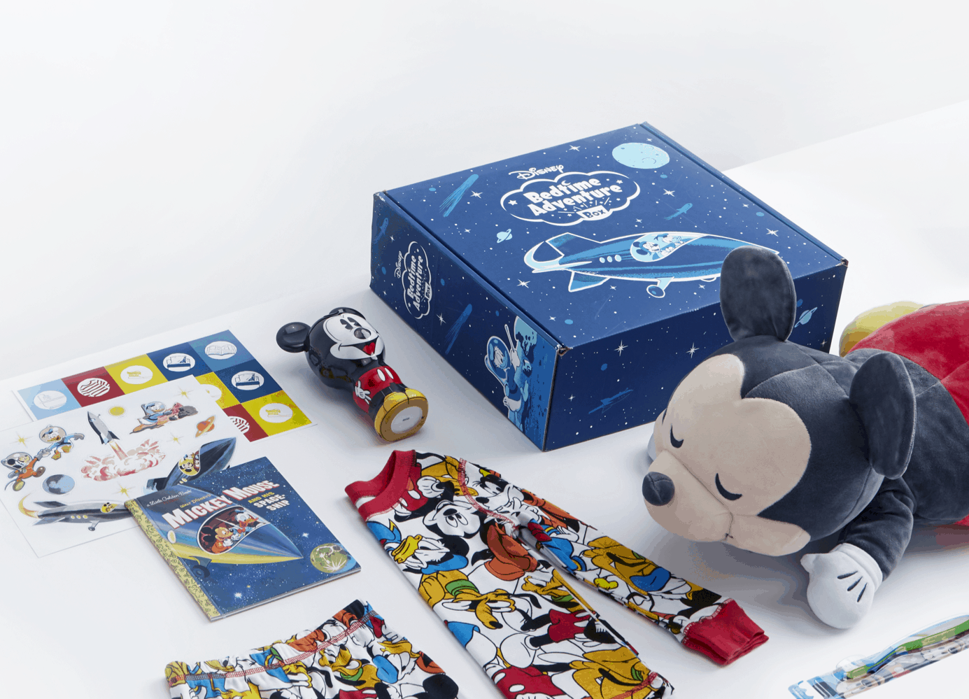 Newest Subscription Boxes: Disney Bedtime Adventure Subscription Box Coming Soon!