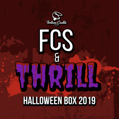 Fortune Cookie Soap 2019 Halloween Box Available Now!
