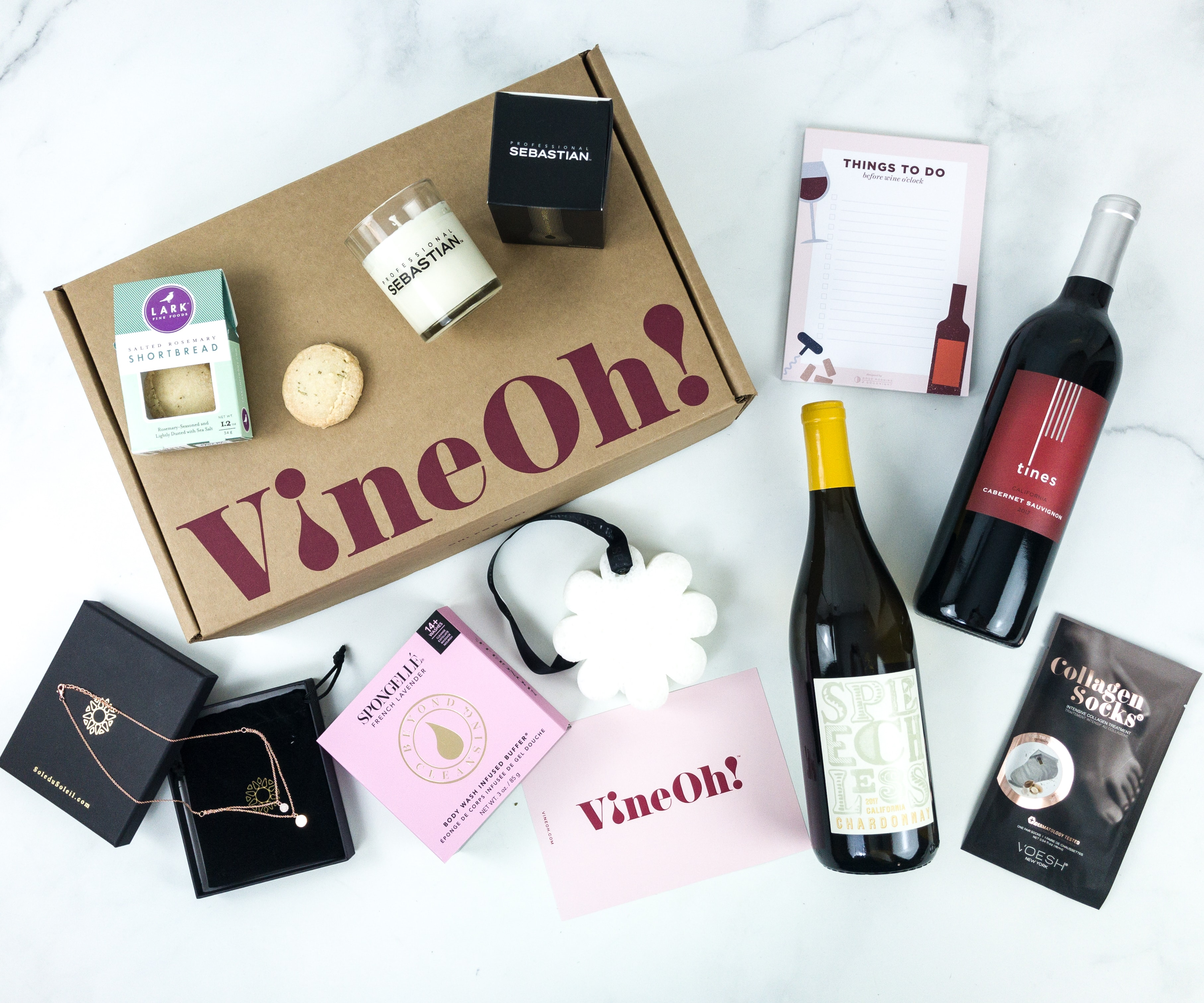 Vine Oh! Fall 2019 Subscription Box Review + Coupon – OH! FOR ME! BOX