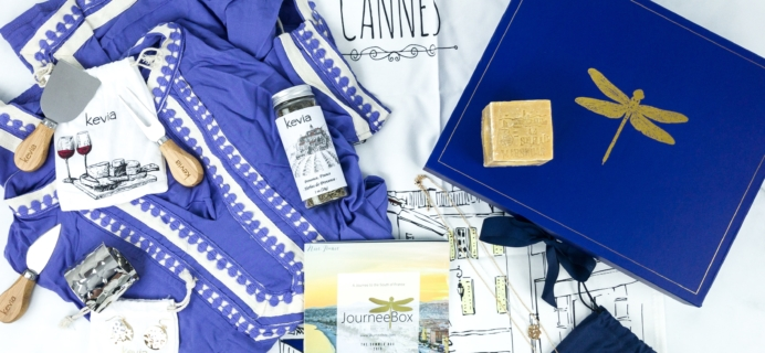 Journee Box Summer 2019 Subscription Box Review + Coupon