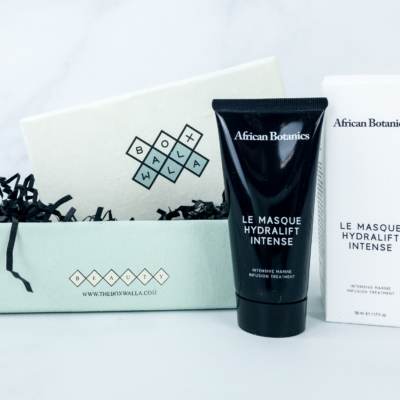 Boxwalla Beauty Box October 2019 Subscription Box Review
