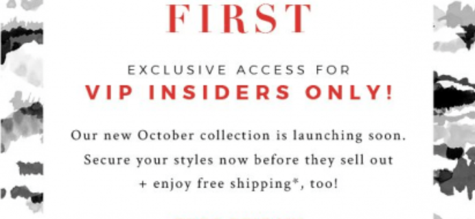 October 2019 Fabletics Sneak Peek + Coupon!