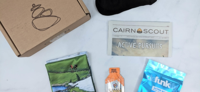 Cairn August 2019 Subscription Box Review + Coupon