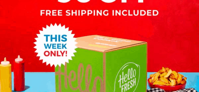 Hello Fresh Labor Day Sale: Get $90 Off Your First Four Boxes!
