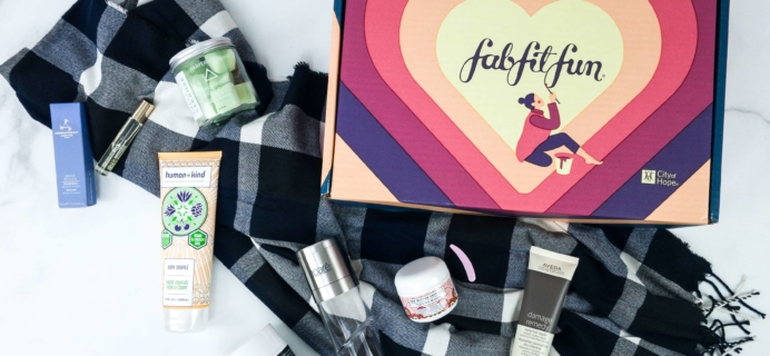 FabFitFun Fall 2019 Box Review + Coupon