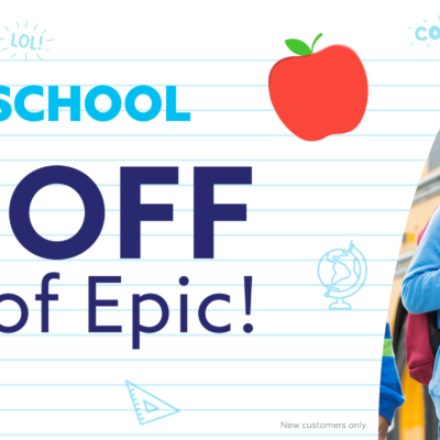 Epic! Kids Books Back To School Sale: Get $30 Off!