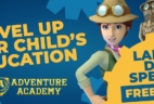 Adventure Academy Labor Day Special: Get Annual Plan For Just $59.99 + FREE Month Coupon!