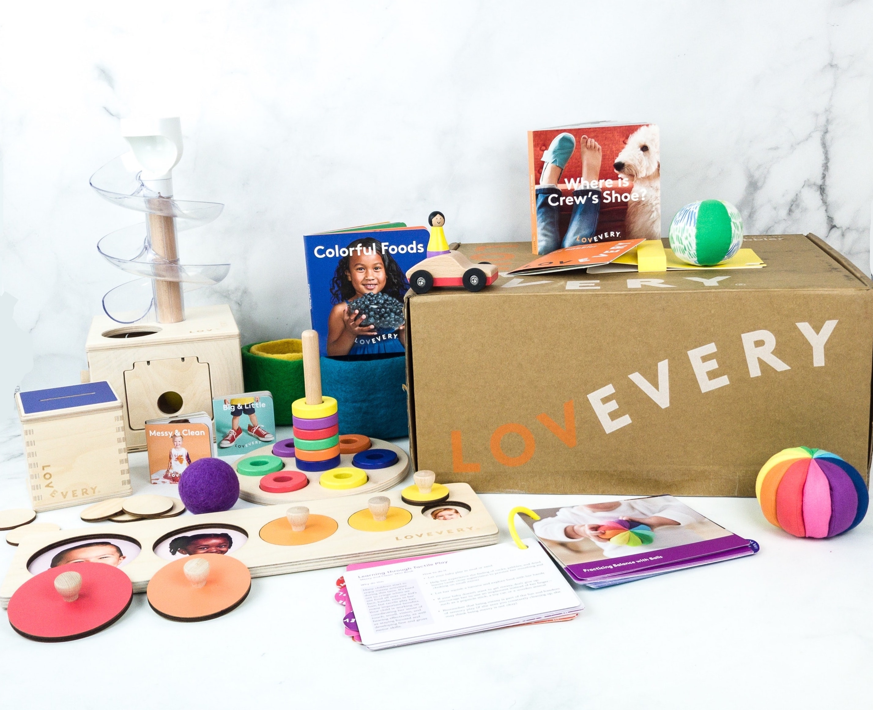 Toddler Play Kits by Lovevery Subscription Box Review + Coupon – The Babbler!