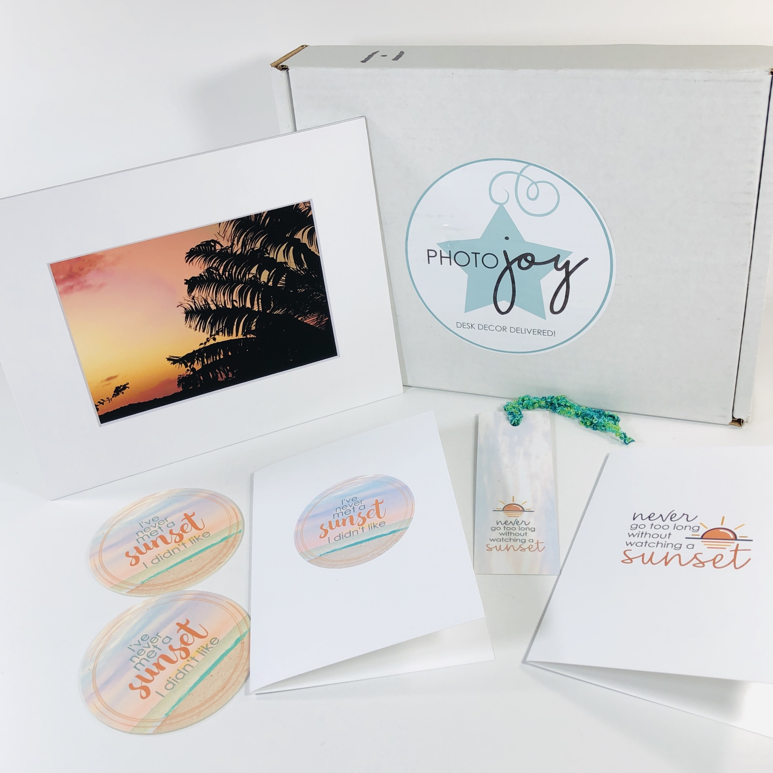 Photo Joy Box August 2019 Subscription Box Review + Coupon