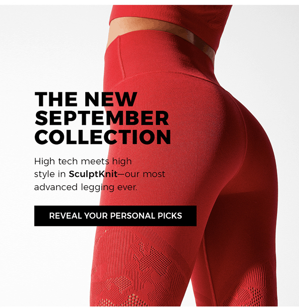 Fabletics September 2019 Selection Time + New Member Coupon!