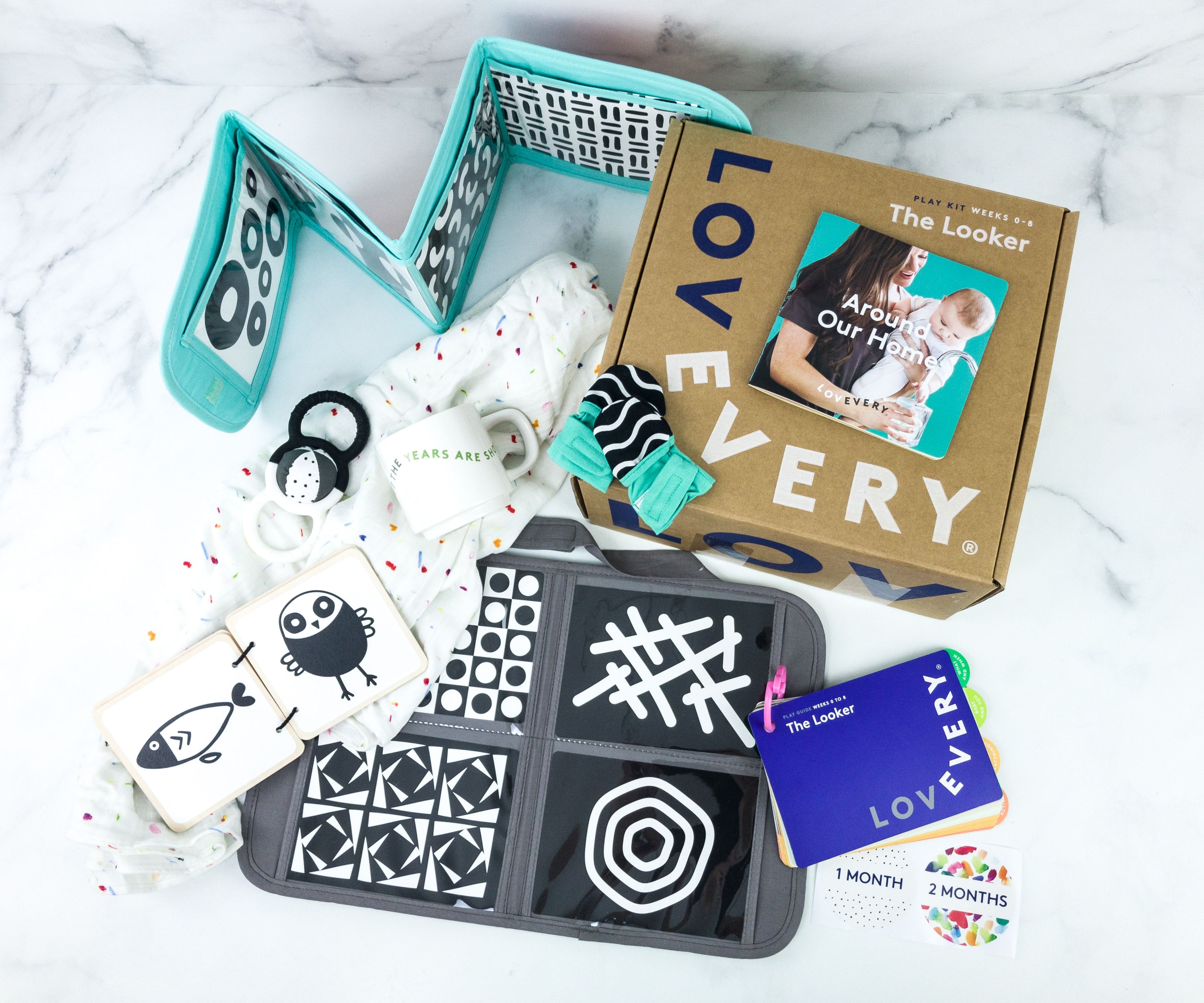 Baby Play Kits by Lovevery Subscription Box Review + Coupon – The Looker!