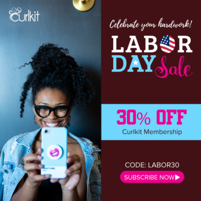 CurlKit Labor Day Sale: Get 30% Off First Box!