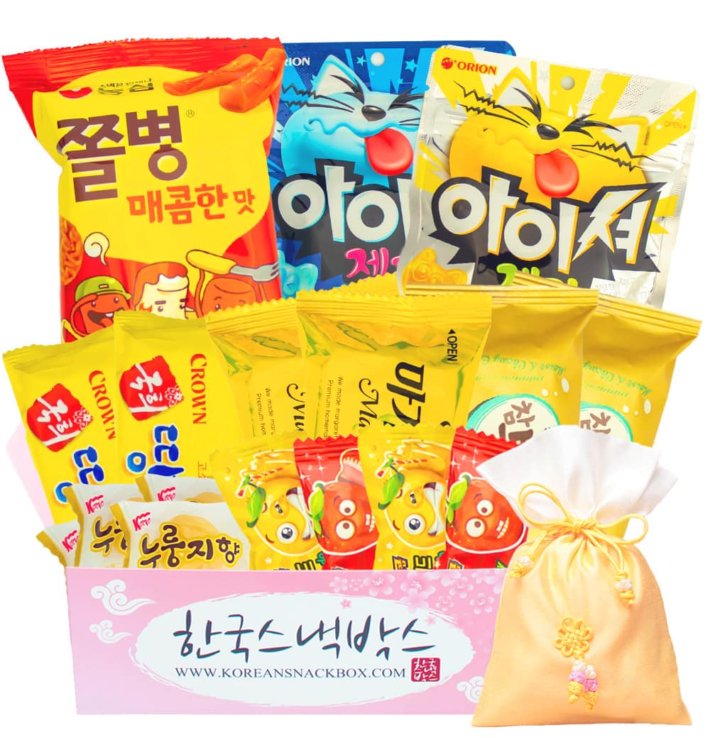 Korean Snack Box September 2019 FULL Spoilers + Coupon!