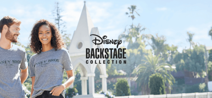 Disney Backstage Collection Subscription Box Holiday Sale: First Month FREE with Prepaid Subscription!