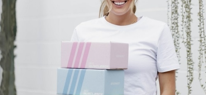 Miss MuscleBox October 2019 Spoiler + Coupon!