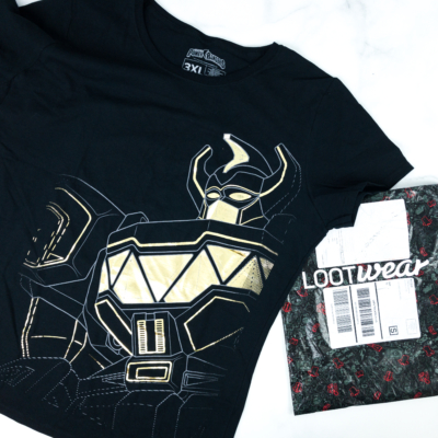 Loot Tees February 2019 Review & Coupon