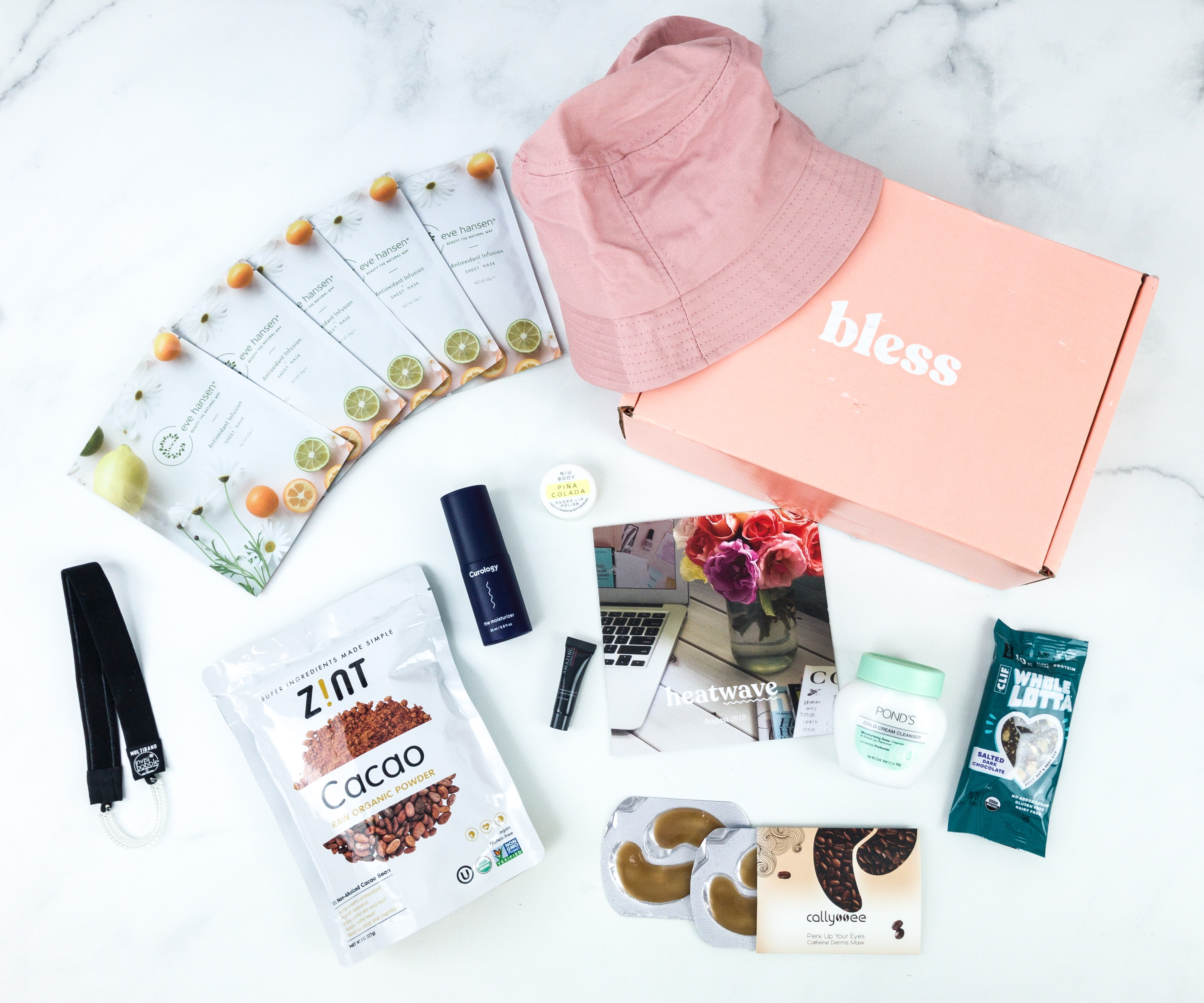Bless Box August 2019 Subscription Box Review & Coupon